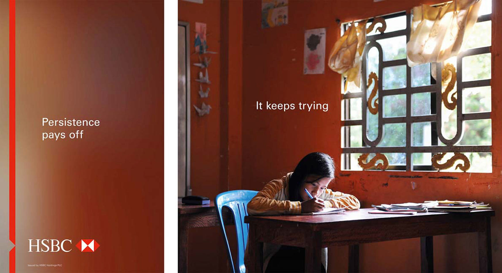Cambodia HSBC Advertising