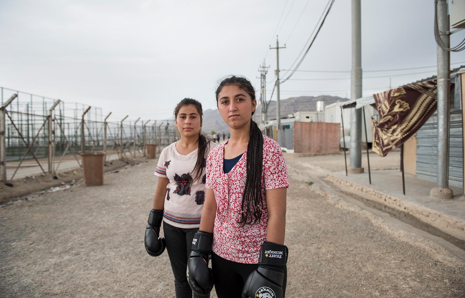 Iraq Yazidi Grazia Documentary Photography