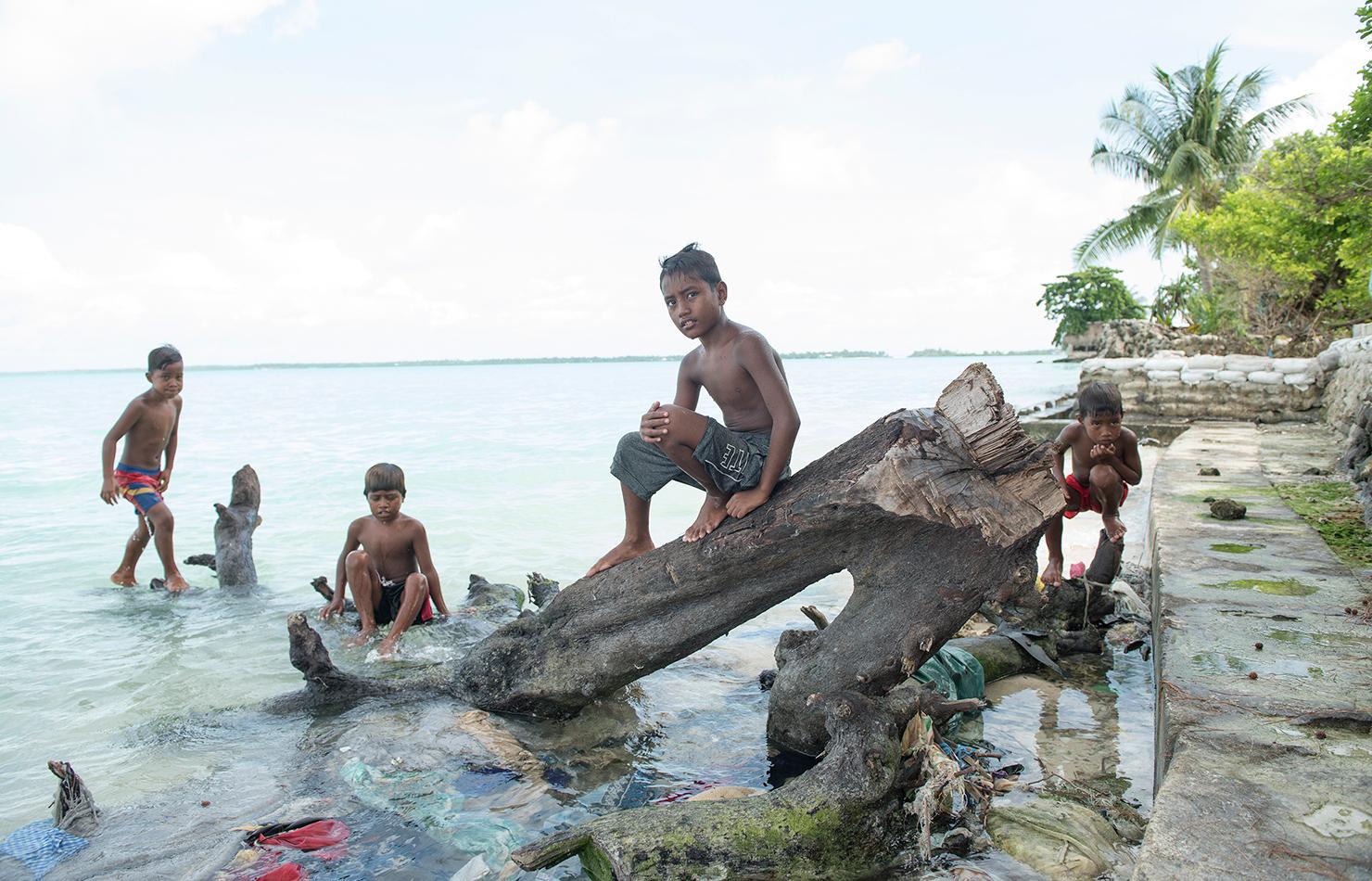 Kiribati South Pacific
