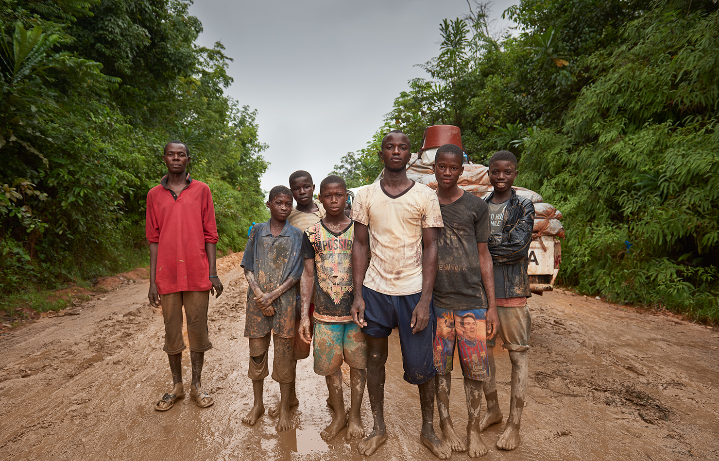 Liberia Africa reportage photography