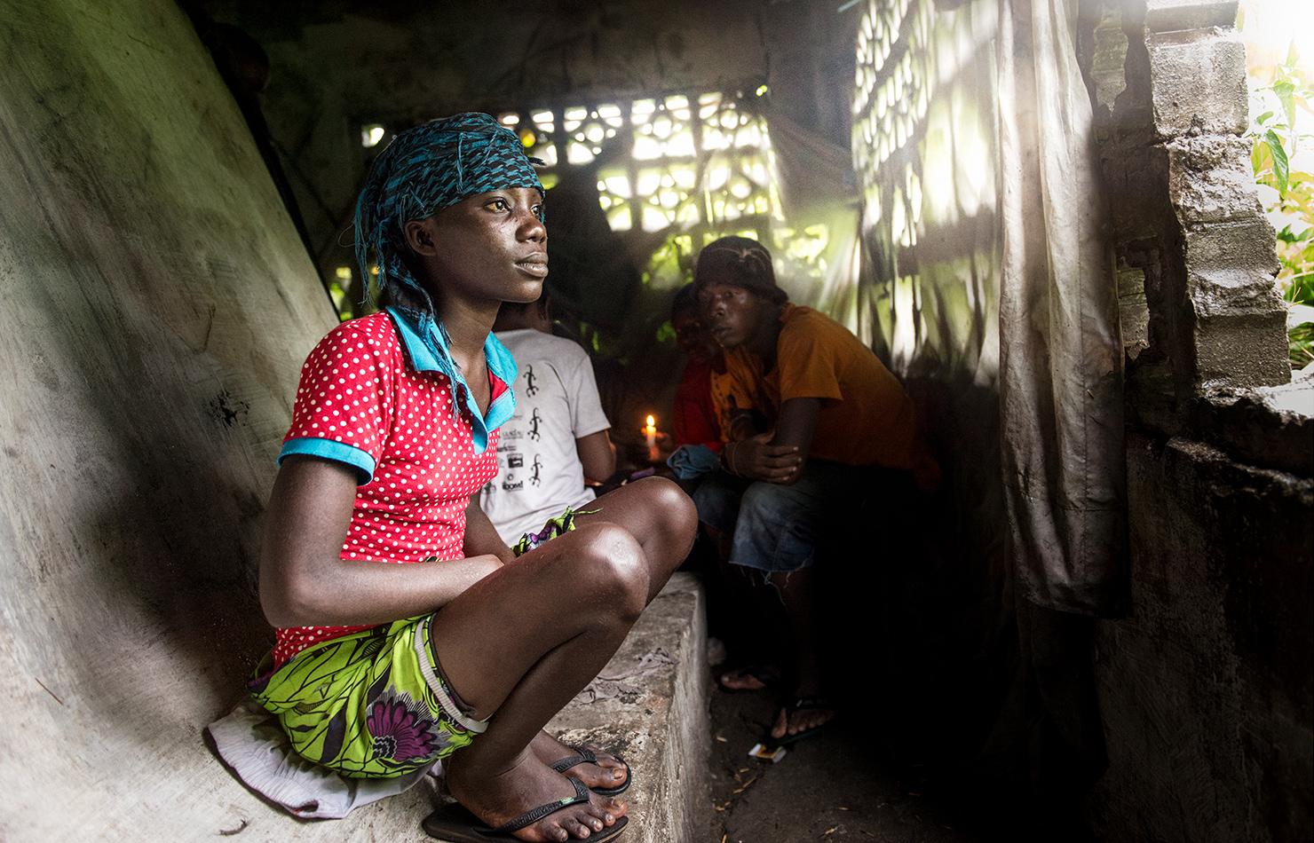 Liberia cemetery documentary