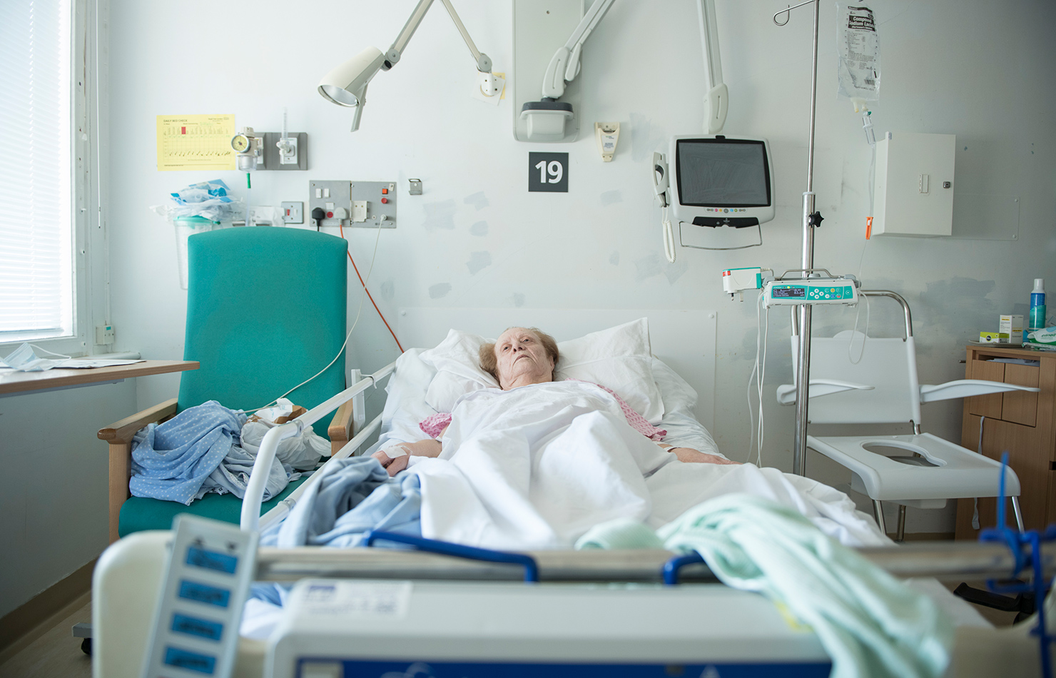 London NHS Royalfree Hospital Documentary Reportage Photography COVID19