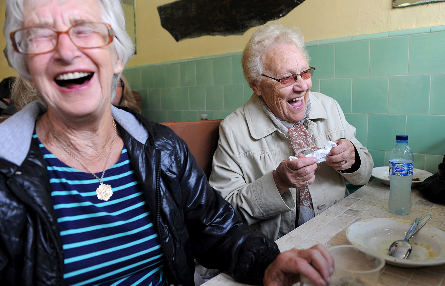 UK London Harringtons pie and mash documentary reportage photography
