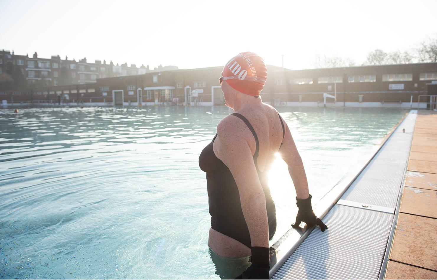 UK London Swimming