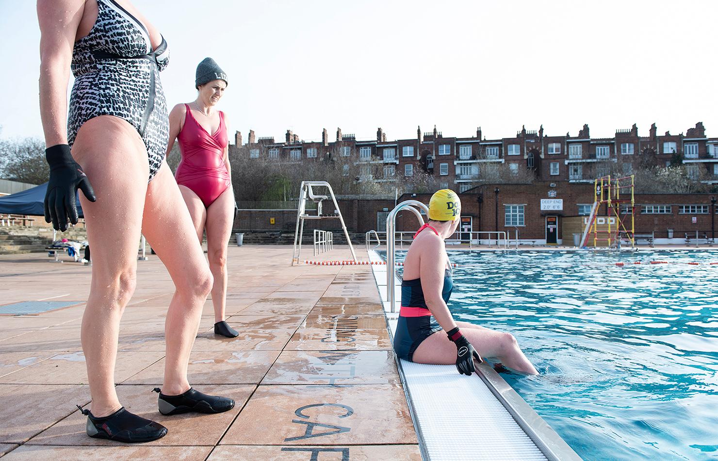 UK swimming