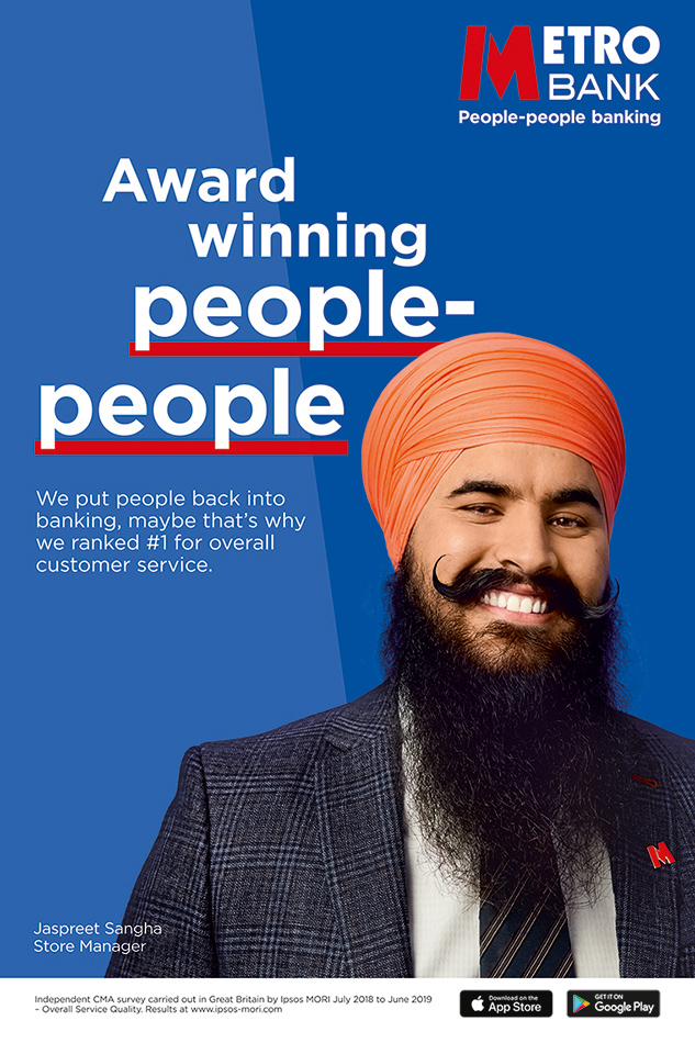 Metro Bank Campaign