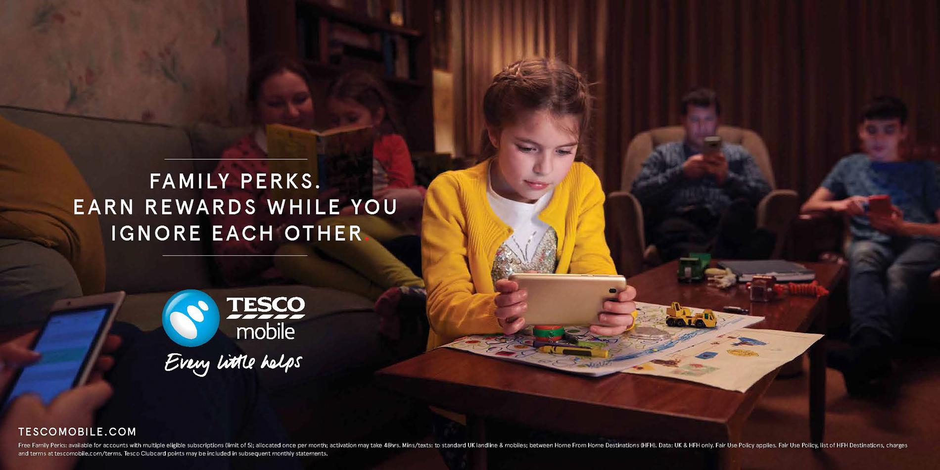 Tesco mobile photography