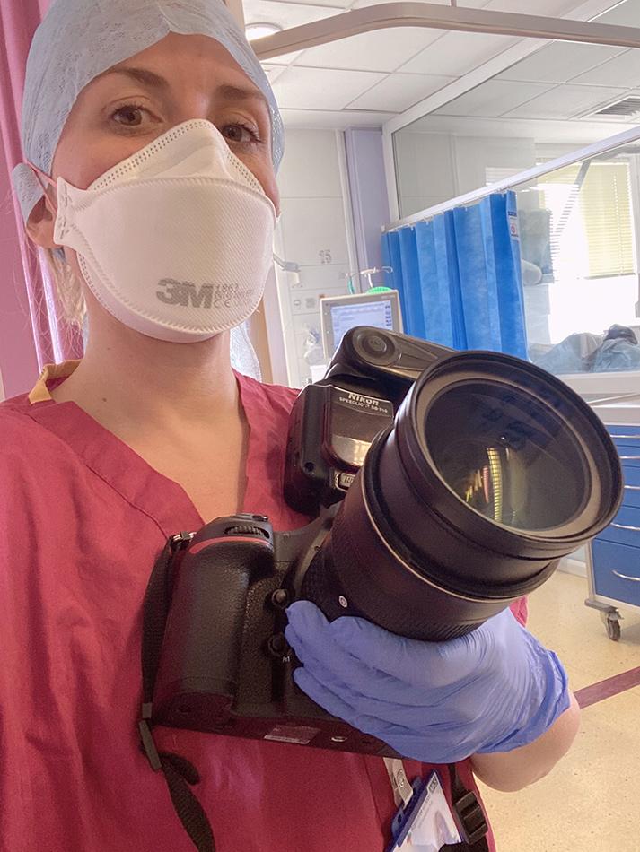 Hannah Maule-ffinch documentary photographer