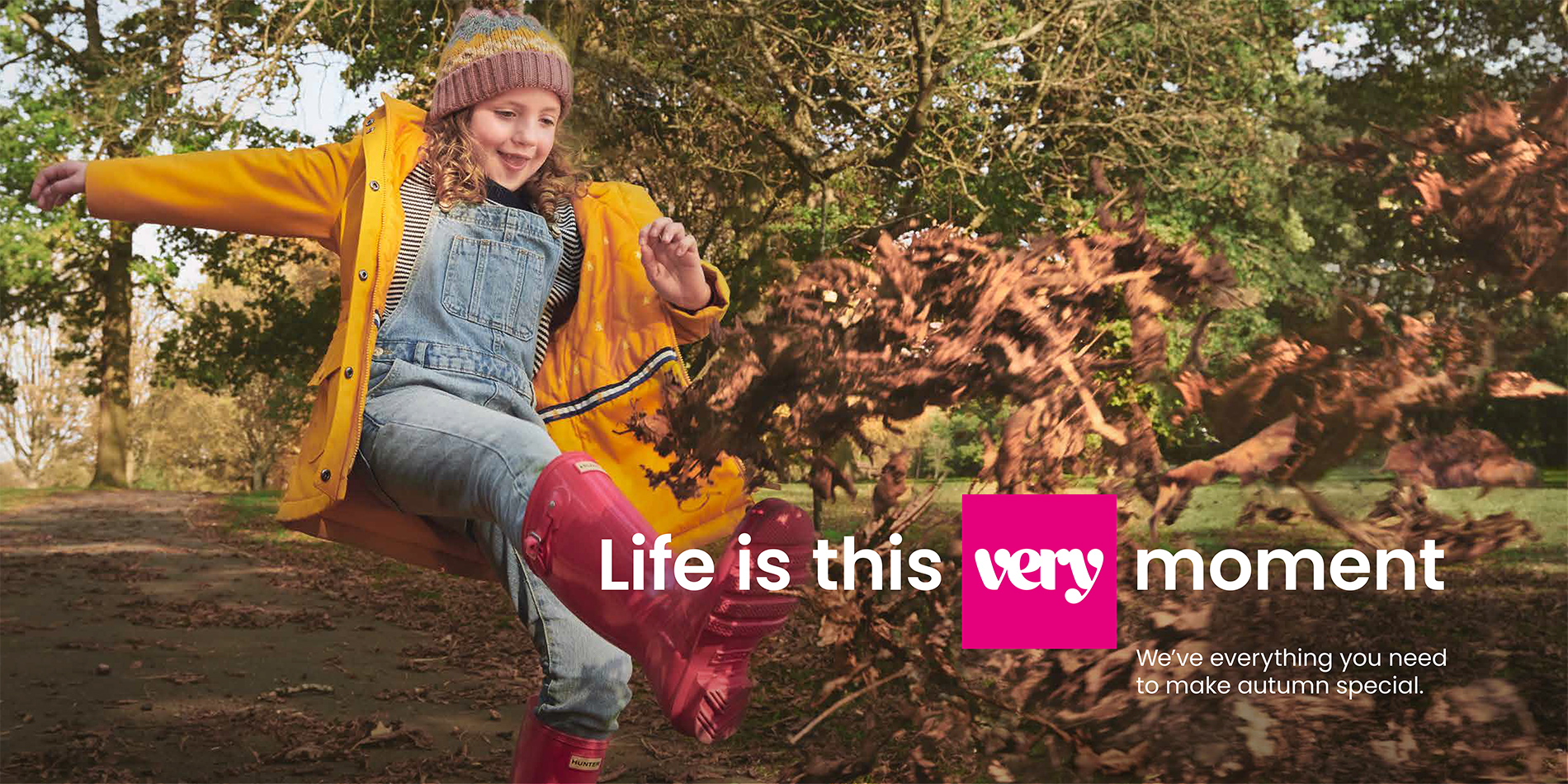 UK Very Advertising Campaign Photography