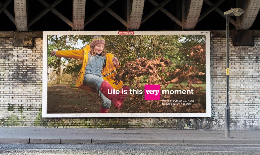 Very.com Advertising Campaign