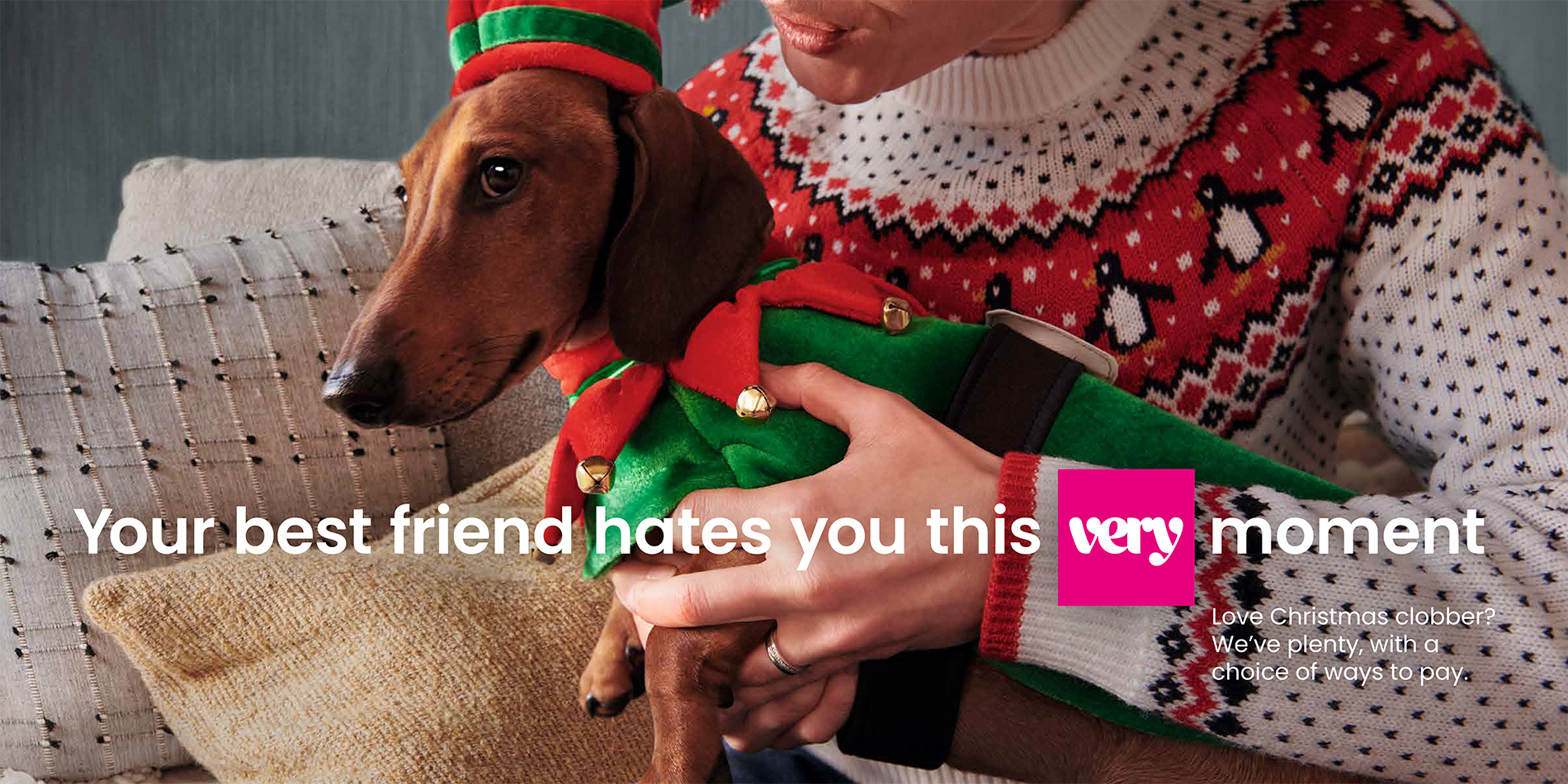 Very.co.uk Christmas Campaign