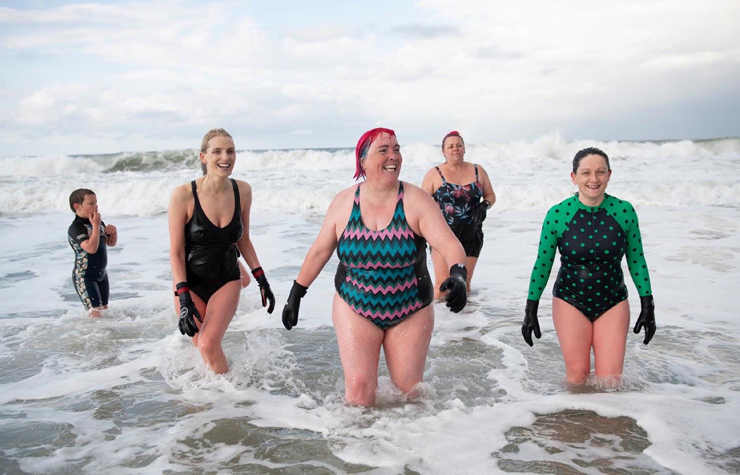 Wild swimming Sunderland, Yorkshire and Newcastle