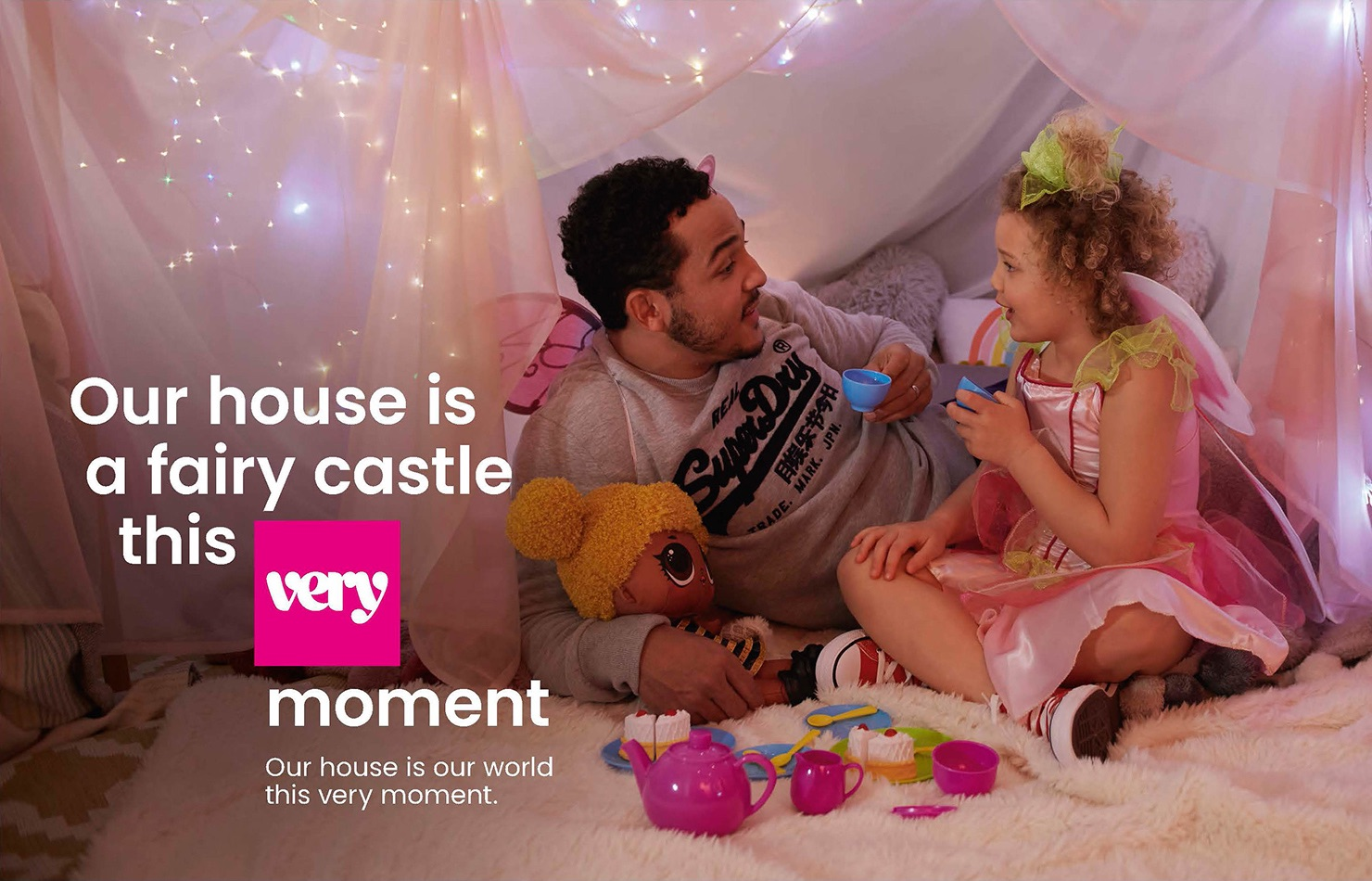 Very.co.uk Campaign